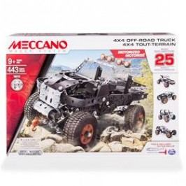 Meccano Model 25 variant s motorem