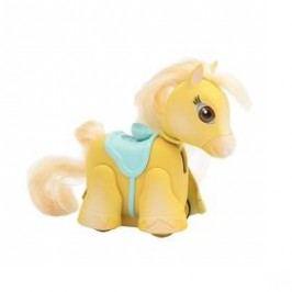 EP Line poník - žlutý s modrým sedlem