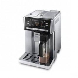 DeLonghi PrimaDonna Exclusive ESAM6900.M černé/stříbrné