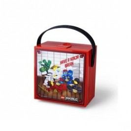 LEGO® Ninjago s rukojetí červený