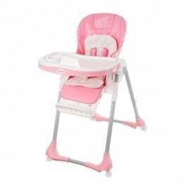 Baby Sky Jídelní židlička Baby Sky Dalia pink