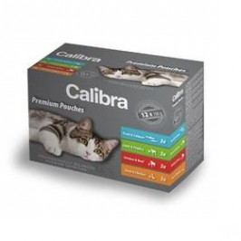 Calibra Cat Premium multipack (12 ks x 100g)