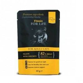FITMIN for Life Cat Pouch Adult chicken 85 g