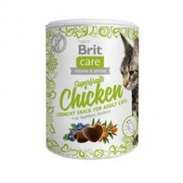 Brit Care Cat Snack Superfruits Chicken  100g Kočky