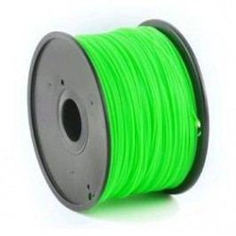 Tisková struna (filament) Gembird , ABS, 1,75mm, 1kg zelená
