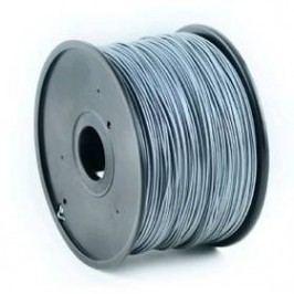 Tisková struna (filament) Gembird , ABS, 1,75mm, 1kg stříbrná