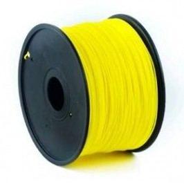 Tisková struna (filament) Gembird , ABS, 1,75mm, 1kg žlutá