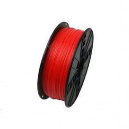 Tisková struna (filament) Gembird , ABS, 1,75mm, 0,6kg červená
