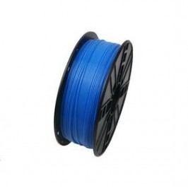 Tisková struna (filament) Gembird , ABS, 1,75mm, 1kg, fluorescentní modrá