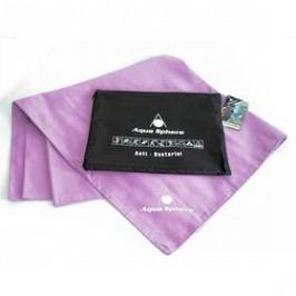 Aqua Sphere Kingsize Magic Towel růžové
