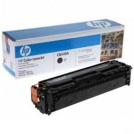 HP CB540A, 2,2K stran - originální (CB540A) černý