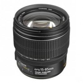 Canon EF-S 15-85mm f/3,5-5,6 IS USM (3560B005AA) černý