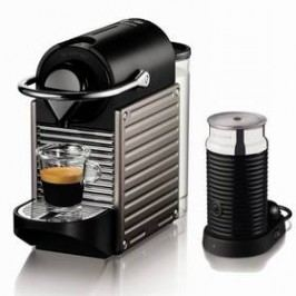 Krups Nespresso Pixie XN301T titanium