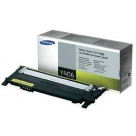 Samsung CLT-Y406S, 1K stran - originální (CLT-Y406S/ELS) žlutý