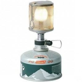 Lampa Coleman F1 LITE LANTERN (88 g / 40 W, velmi lehká, kovové chránítko, kartuše 100, 250, 500)