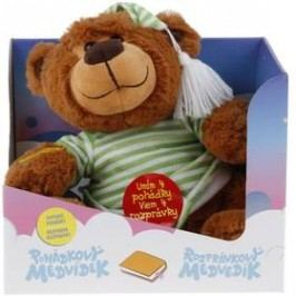 Pohádkový medvídek Alltoys Plyšové hračky