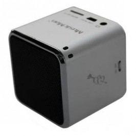 Technaxx Mini MusicMan (3528) stříbrný