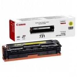 Canon CRG-731Y 1500str - originální (6269B002) žlutý