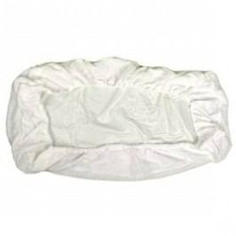 Kaarsgaren nepropustné, froté 90 x 200 cm bílé
