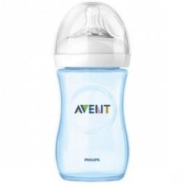 Philips AVENT 260ml Natural PP modrá