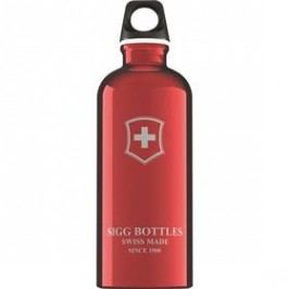 Sigg Swiss Emblem Red 0,6l červená
