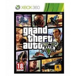 RockStar Xbox 360 Grand Theft Auto V (427544)