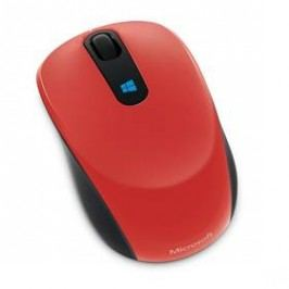 Microsoft Sculpt Mobile (43U-00026) červená