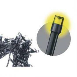 EMOS 120 LED, 12m, řetěz, teplá bílá, časovač, i venkovní použití (1534170035)