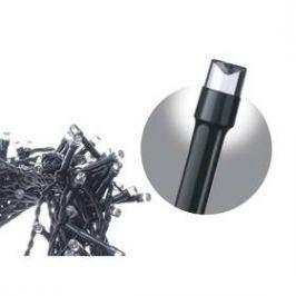 EMOS 40 LED, 4m, řetěz, studená bílá, časovač (1534080015)