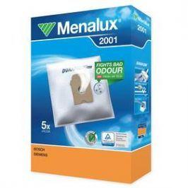 Menalux 2001 Úklid