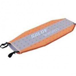 Sulov Short Lite, 2,5cm šedá/oranžová