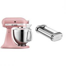 KitchenAid 5KSM185PSEDR + 5KSMPRA