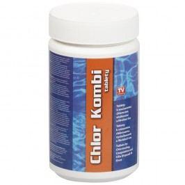 Clean Pool Bazénové chlor kombi tablety 1 kg