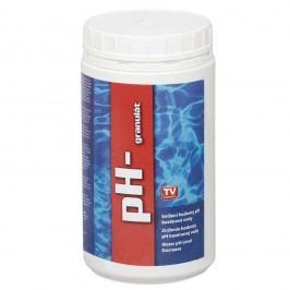 Clean Pool Bazénový pH minus granulát 1 kg