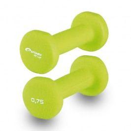 Spokey Činky SHAPE 2 x 0,75 kg