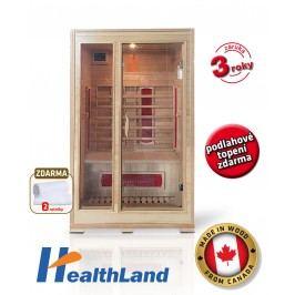 HealthLand Infrasauna ECONOMICAL 2002