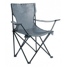 Garden King Kempingová židle antracit