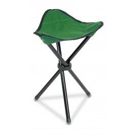 Garden King Skládací stolička trojnožka zelená