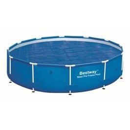 Bestway Solární plachta na bazén s konstrukcí 549 cm