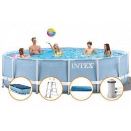 Intex Bazén PRISM FRAME SET 457 x 107 cm - 28734NP