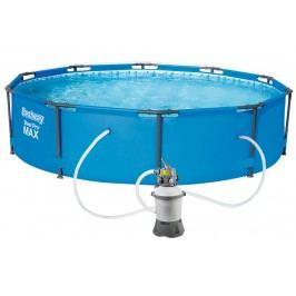 Bestway 14471PFS Bazén Steel Pro Frame 3,66 x 1,22 m s pískovou filtrací STANDARD 2006 l/hod