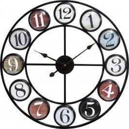 Nástěnné hodiny Vintage Colore O68cm