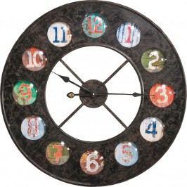 Nástěnné hodiny Vintage Colore 70 cm