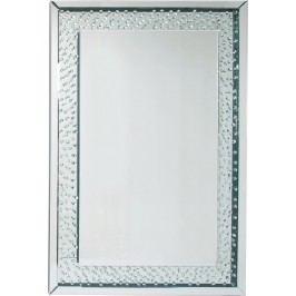Zrcadlo s rámem  Raindrops 120x80cm