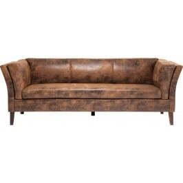 Sofa Canapee trojsedačka Vintage Eco