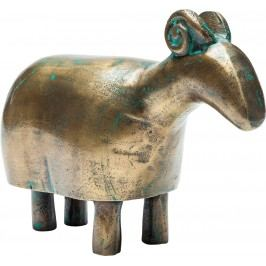 Dekorativní figurka Sheep Brass