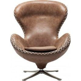 Otočná židle Lounge Bonanza