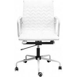 Kancelářská židle  Wave White