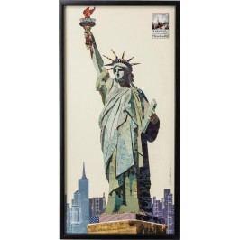 Obraz s rámem Art Liberty 121x61cm