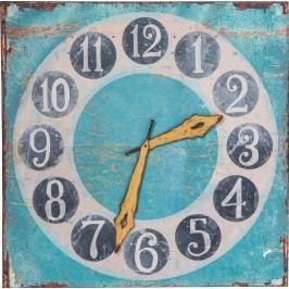 Nástěnná dekorace Time Is Colorful
